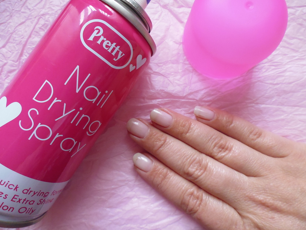 Pretty Nail Drying Spray - Beauty & The Prince